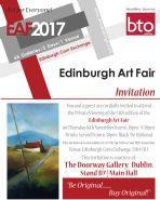Edinburgh Art Fair 2017 - FREE TICKETS