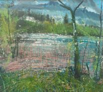 """Wild Places""   An exhibition of new paintings by Neal Greig"